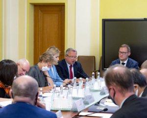Посли G7 і ЄС приїхали в Офіс президента