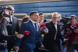 Зеленський активно готується до виборів