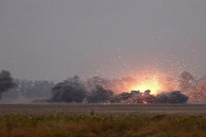 В зоні АТО іде кривавий бій по Маріупольському напрямку
