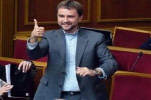 В'ятрович стане народним депутатом від ЄС