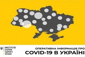 За добу 143 нових випадки захворювань на коронавірус