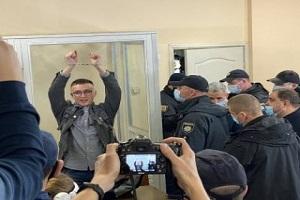 Стерненка засудили на 7 років в'язниці
