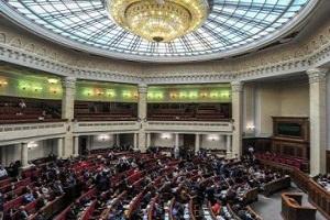 ВР підтримала санкції проти Білорусі