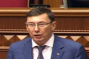 Луценко заявив про змову коаліції з екс-регіоналами