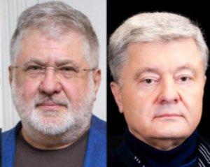 Коломойського та Порошенка включать у список олігархів
