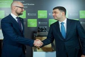 Гройсман і Яценюк хочуть створити спільну політсилу