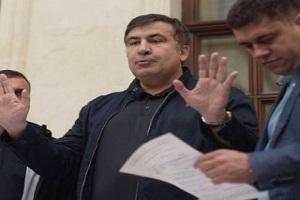 Саакашвілі оголосили підозру у поваленні державного режиму