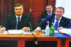 Генпрокурор оголосив підозру Януковичу