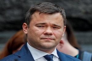 Президент звільнив Богдана з посади голови ОП