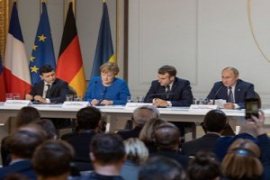 Опублікували підсумковий документ зустрічі у Парижі