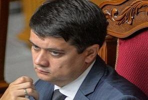 Разумков почав тиждень ВР із критики депутатів