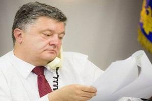 Порошенко проведе переговори з Путіним