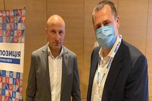 Мер Черкас Анатолій Бондаренко приєднався до партії мерів