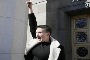 СБУ затримала Надію Савченко прямо під час засідання ВР