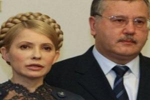 Тимошенко рада об'єднатися з Гриценком