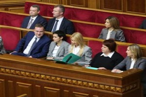 Парламент розпустив ЦВК