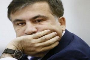 Саакашвілі на 3 роки заборонили в'їзд в України