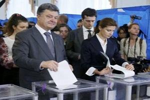 Президент Петро Порошенко формує виборчий штаб