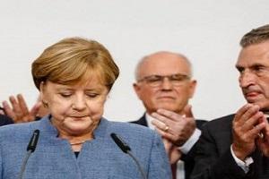 Партія Меркель здобула перемогу на парламентських виборах у ФРН