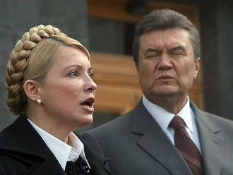 янукович - тимошенко (14.27 Kb)